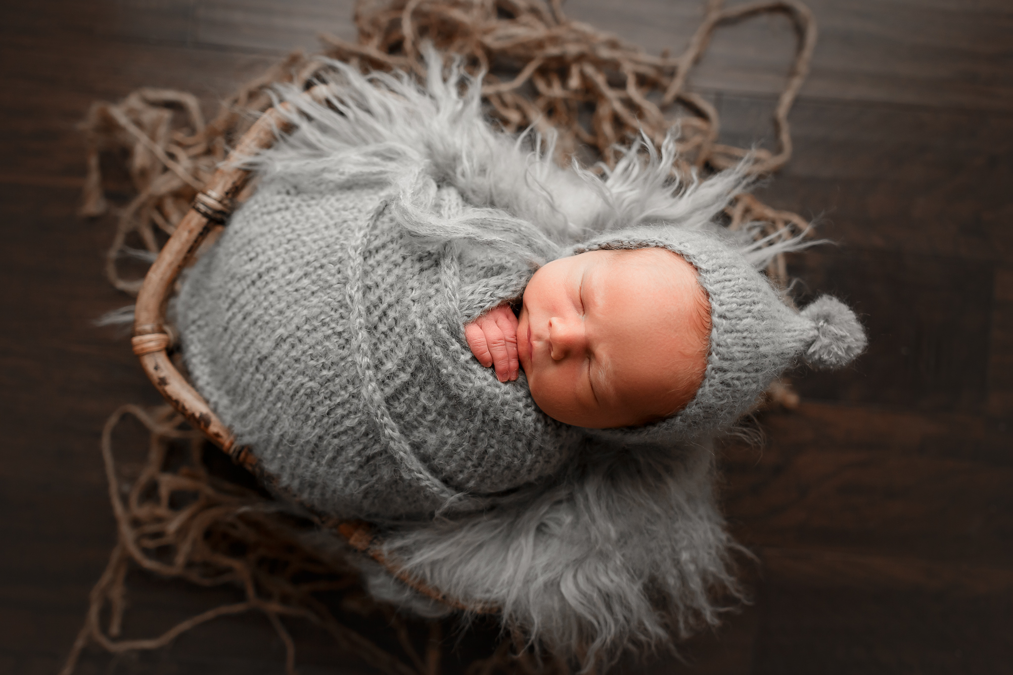 Brody | Norman Oklahoma Newborn Photographer