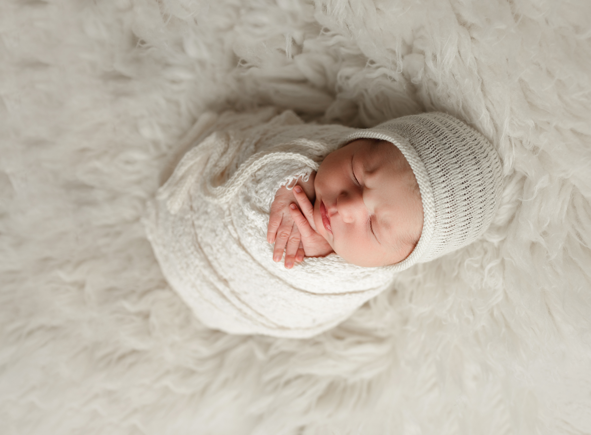 Sloan | Norman Oklahoma Newborn Photographer