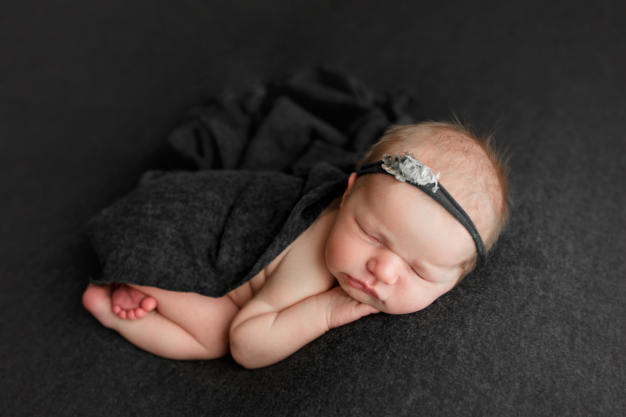 Harlee | Newborn Photographer Oklahoma City