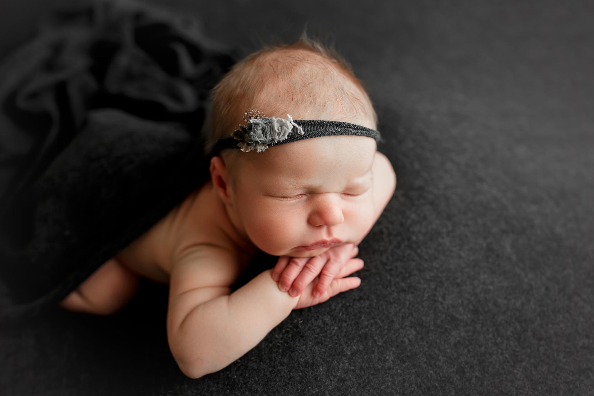 Harlee | Newborn Photographer Oklahoma City