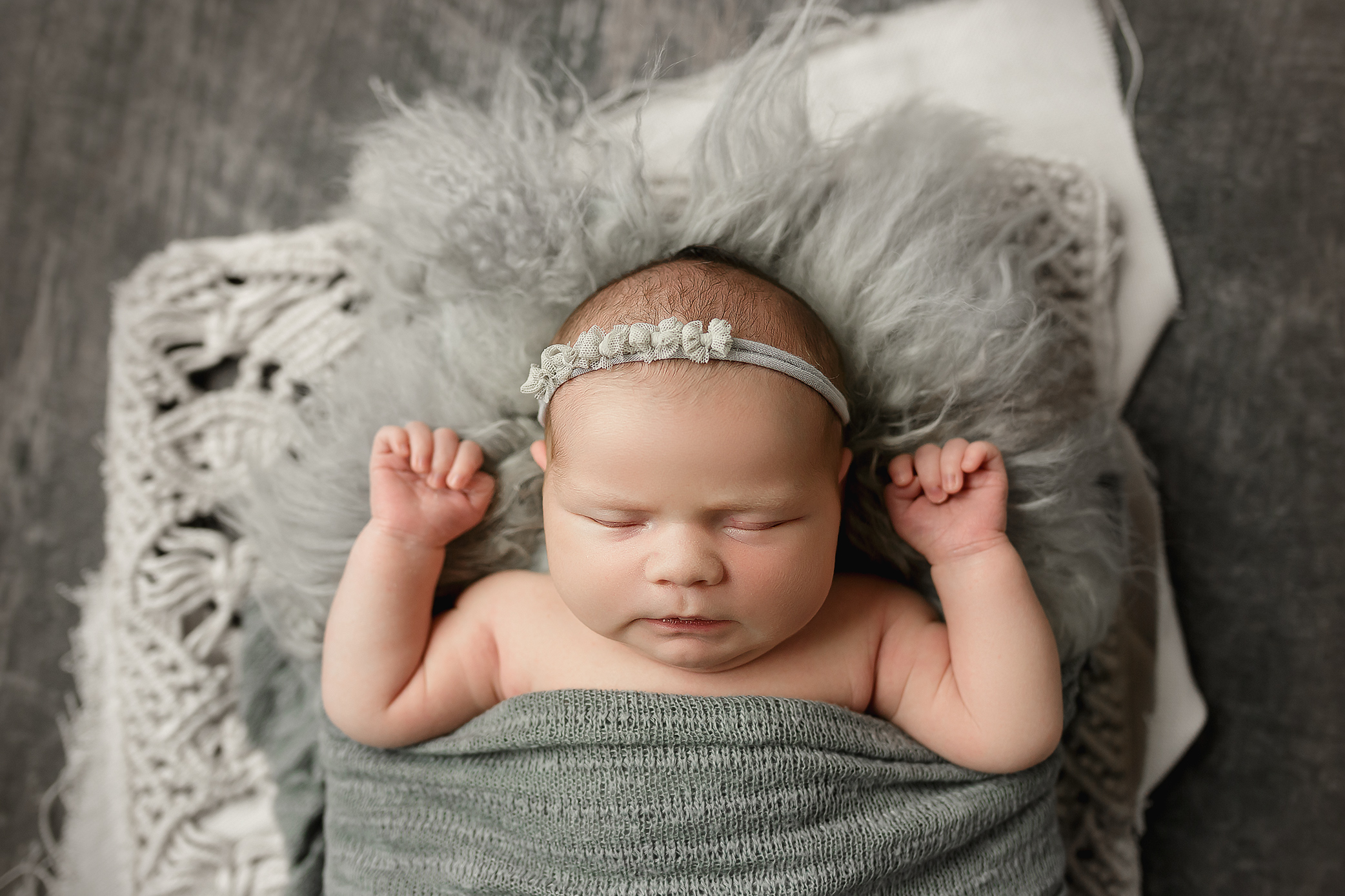 Arwen | Choctaw Oklahoma Newborn Photographer