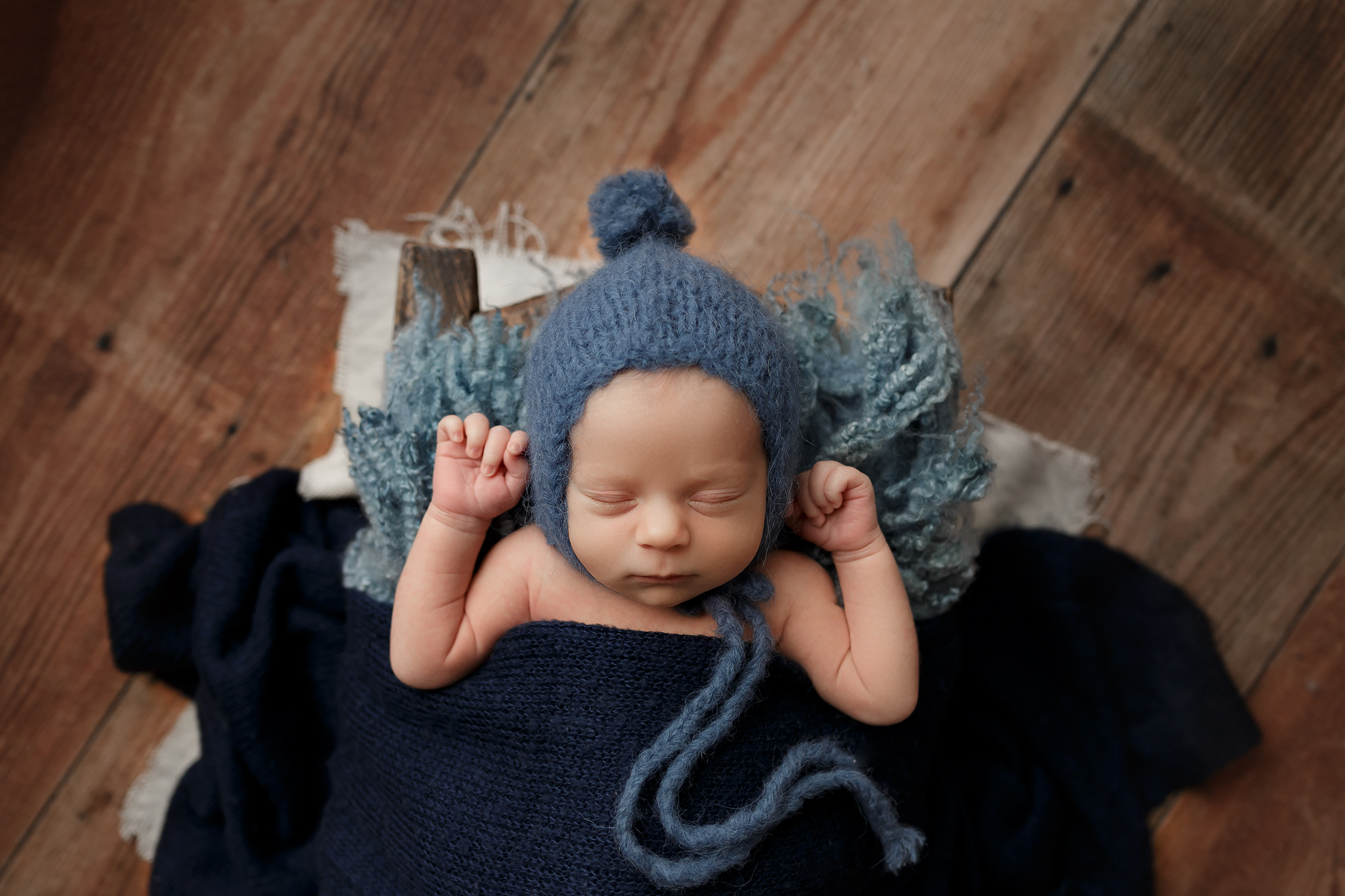 Liam | Oklahoma City Newborn Photographer