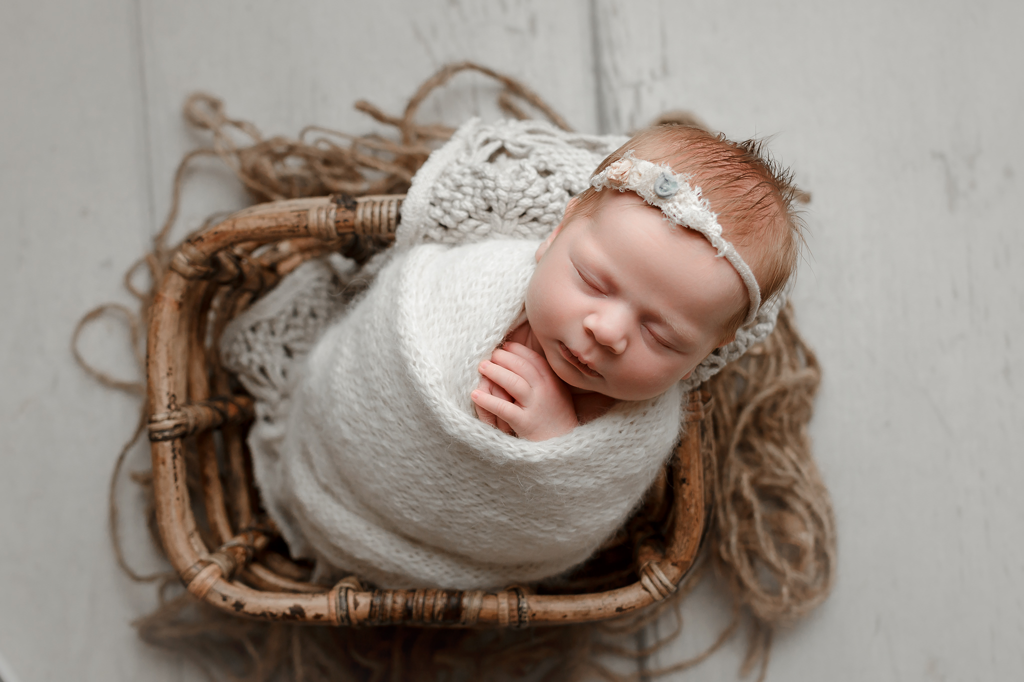 Mabry | Oklahoma City Newborn Photographer
