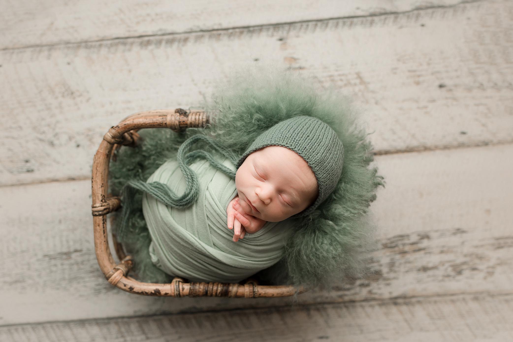 Mason | Moore, Oklahoma Newborn Photographer