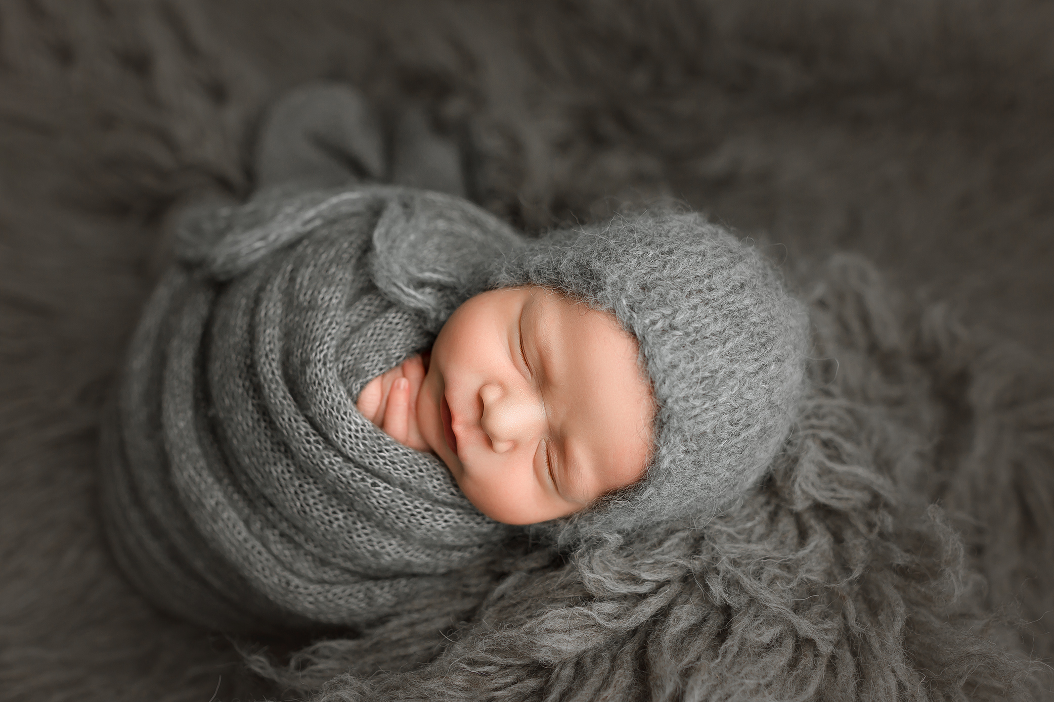 Carter | Oklahoma City Newborn Photographer