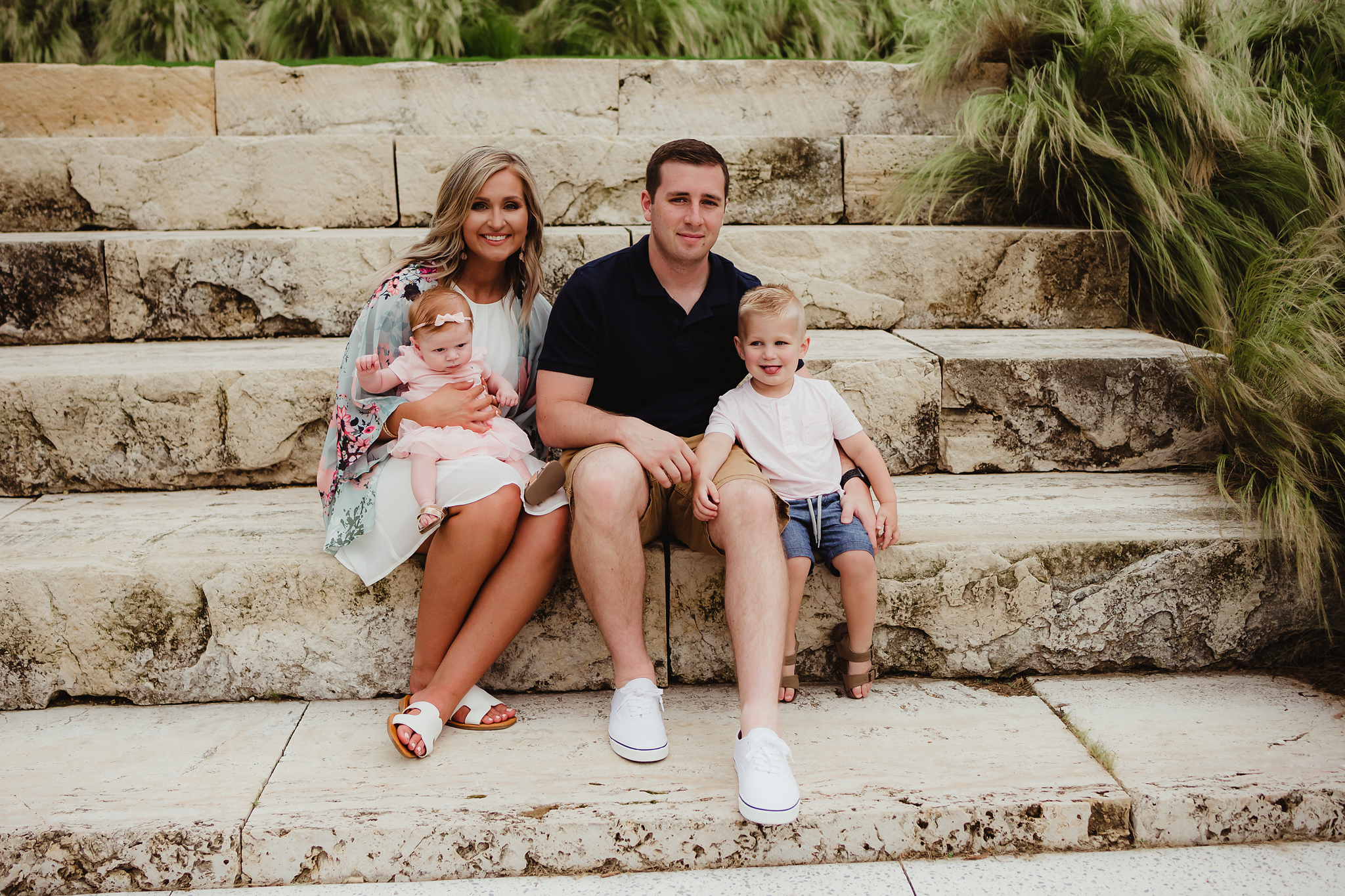 LeClear Family | Oklahoma City Family Photographer