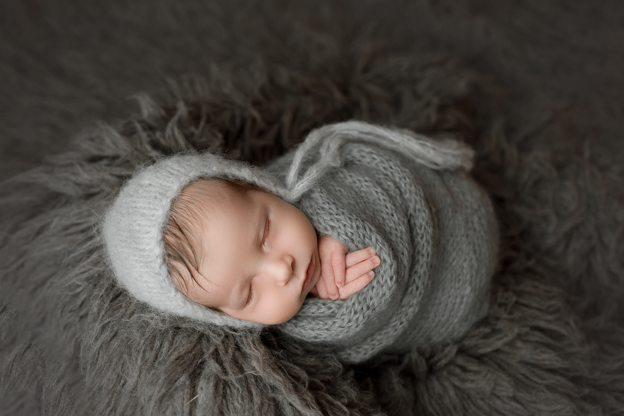 Mr. N | Oklahoma City Newborn Photographer