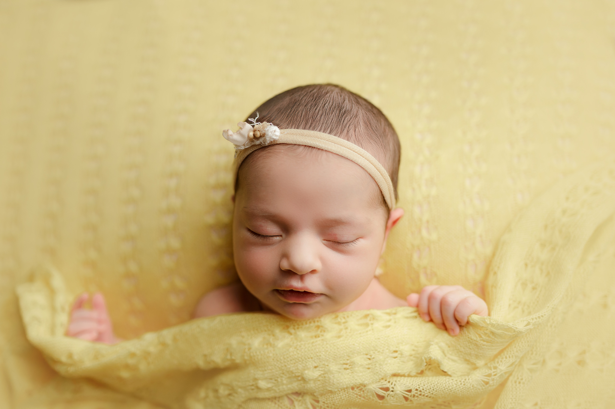 Chloe | Edmond, Oklahoma Newborn Photographer