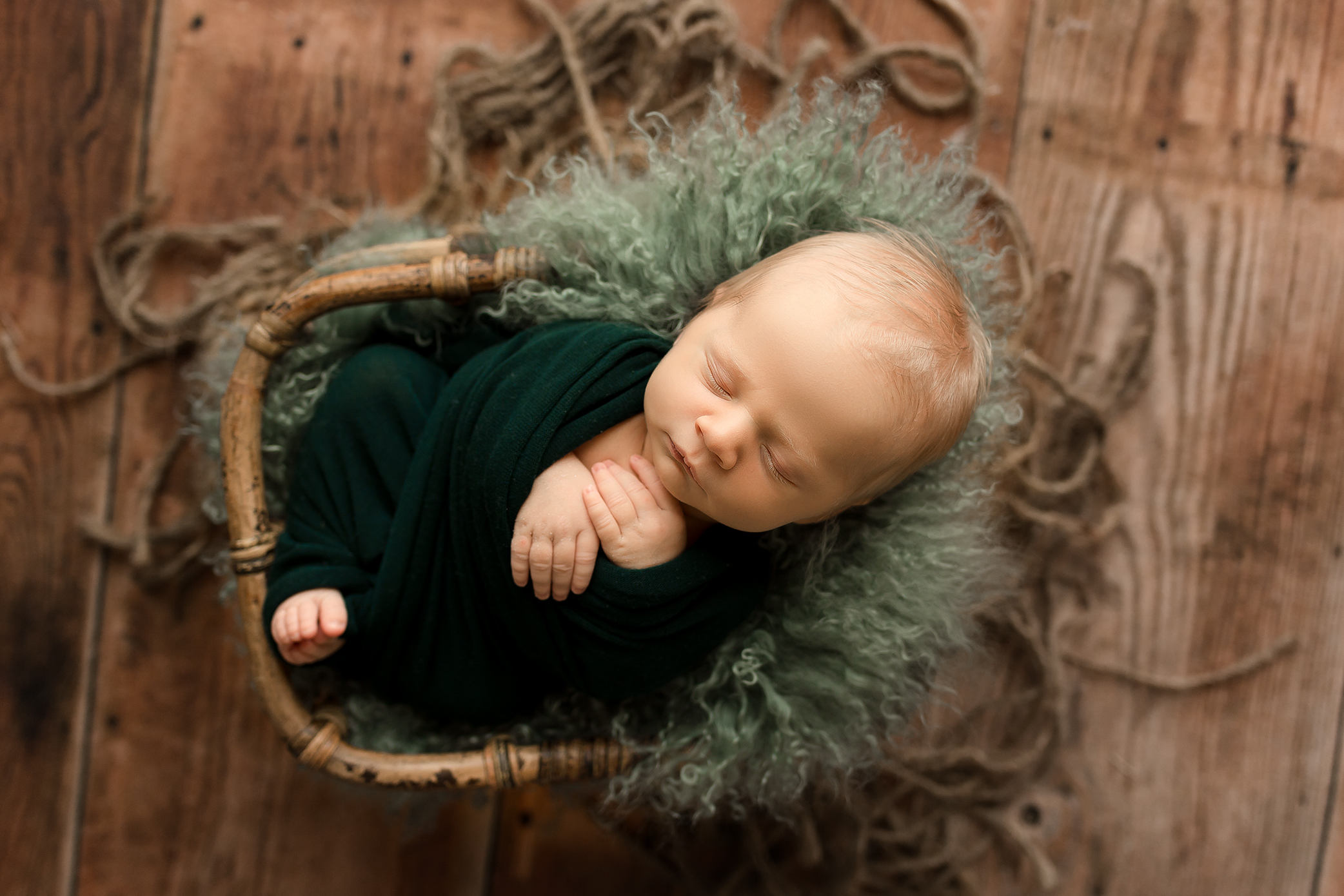 Weston | Oklahoma City Newborn Photographer