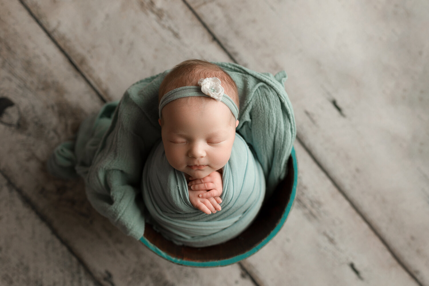 Bobbi | Oklahoma City Newborn Photographer