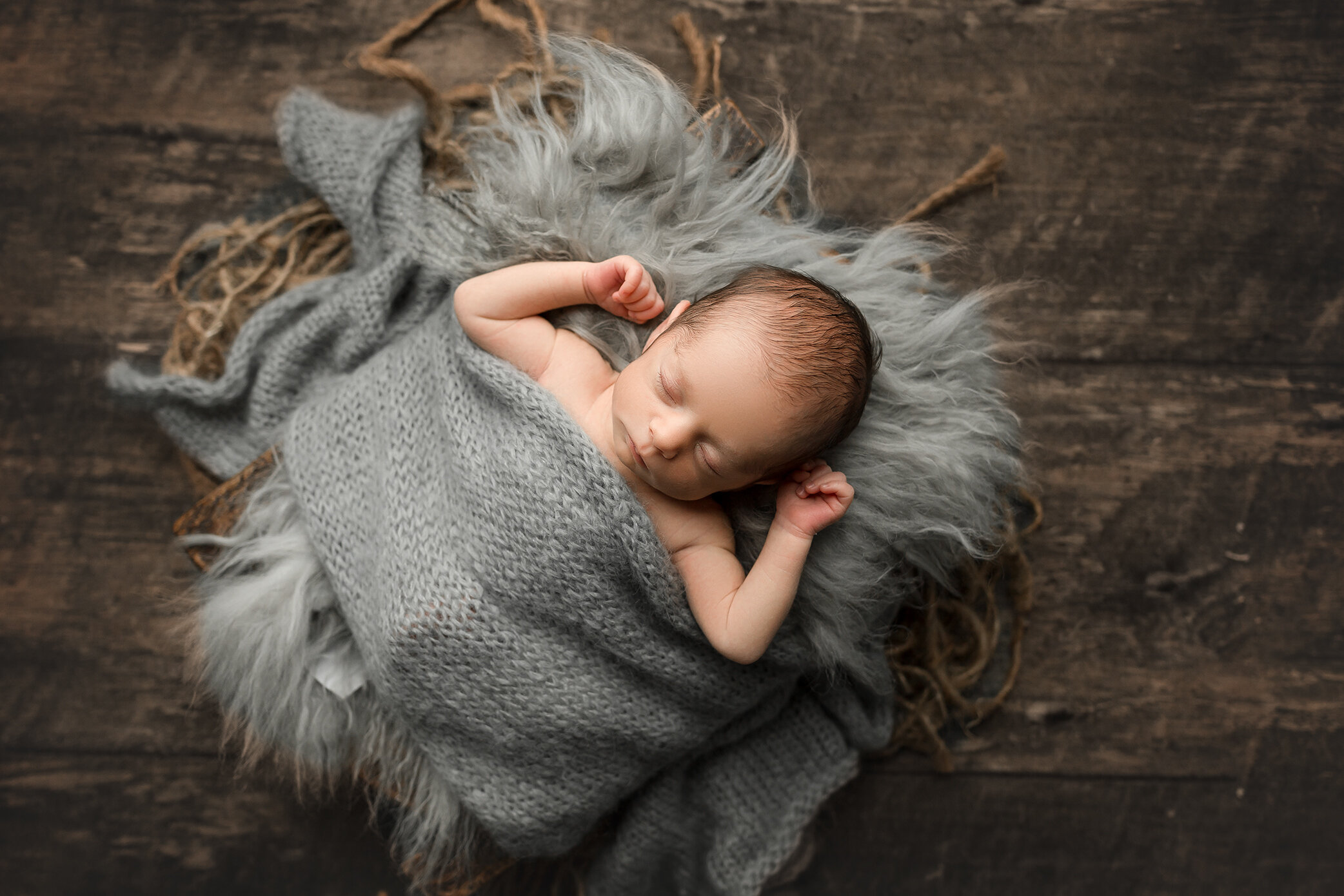 Daniel | Oklahoma City Newborn Photographer