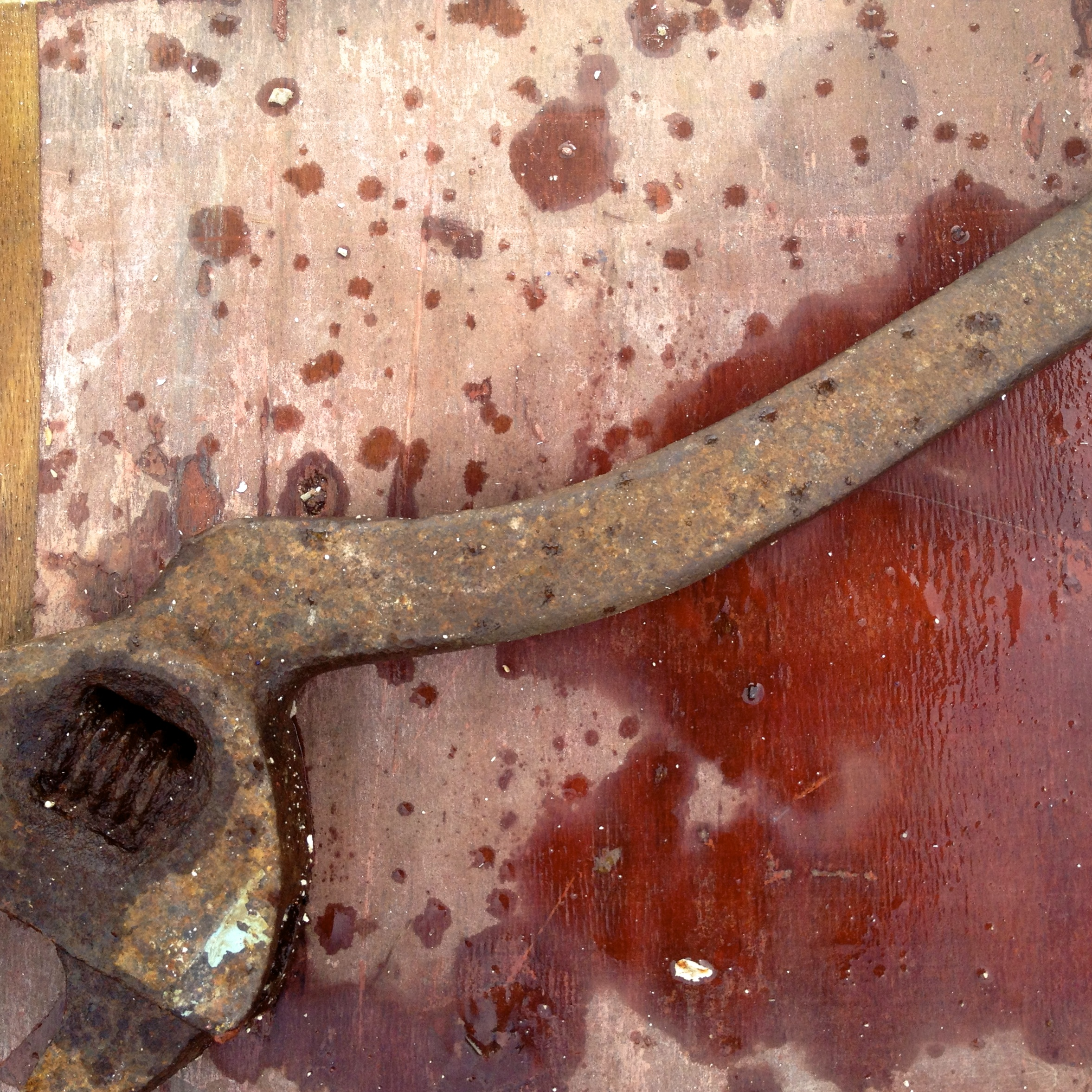Dock Wrench, Tkon, Croatia