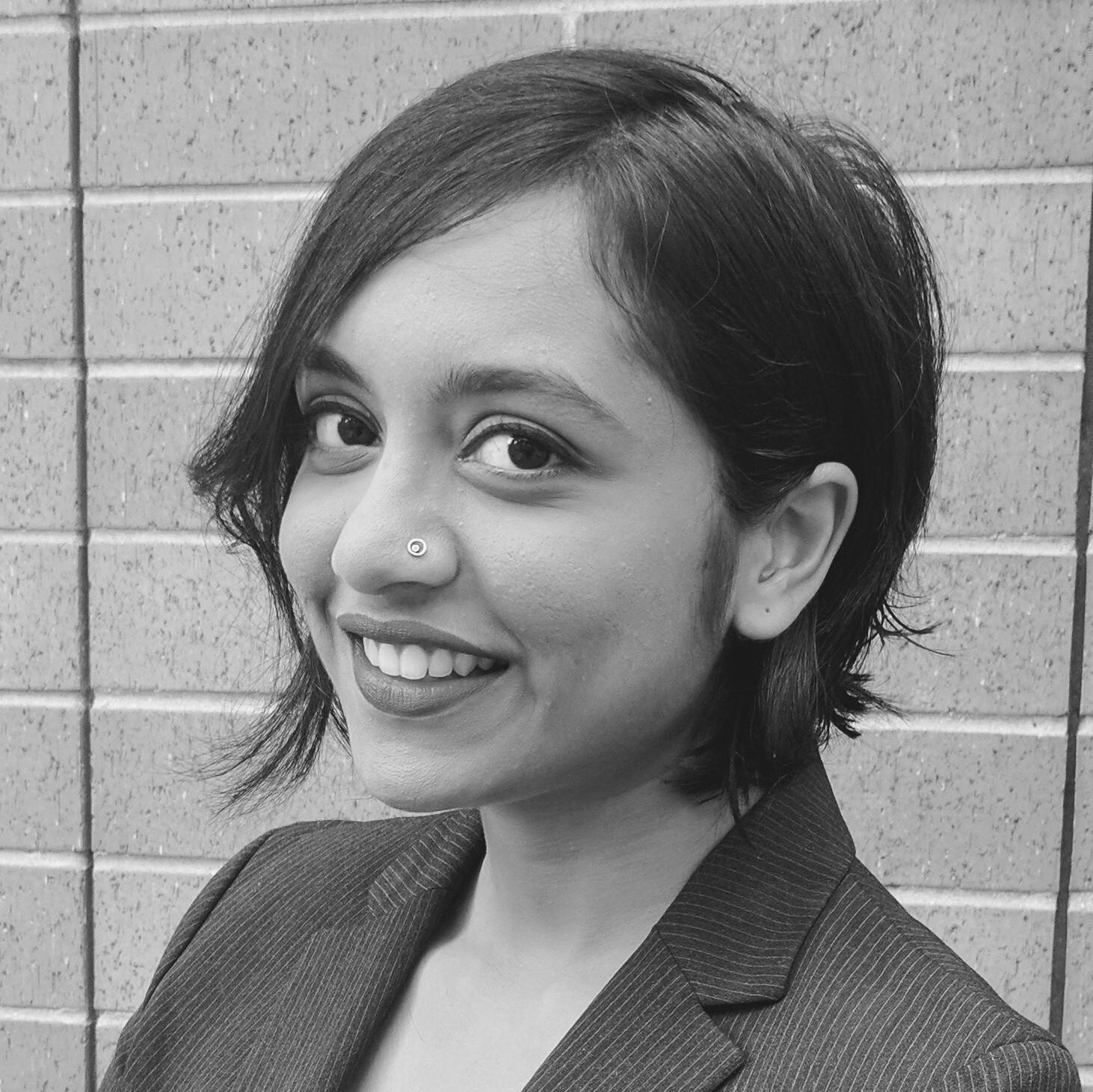 Dhanya Balasubramanian| Co-President -
