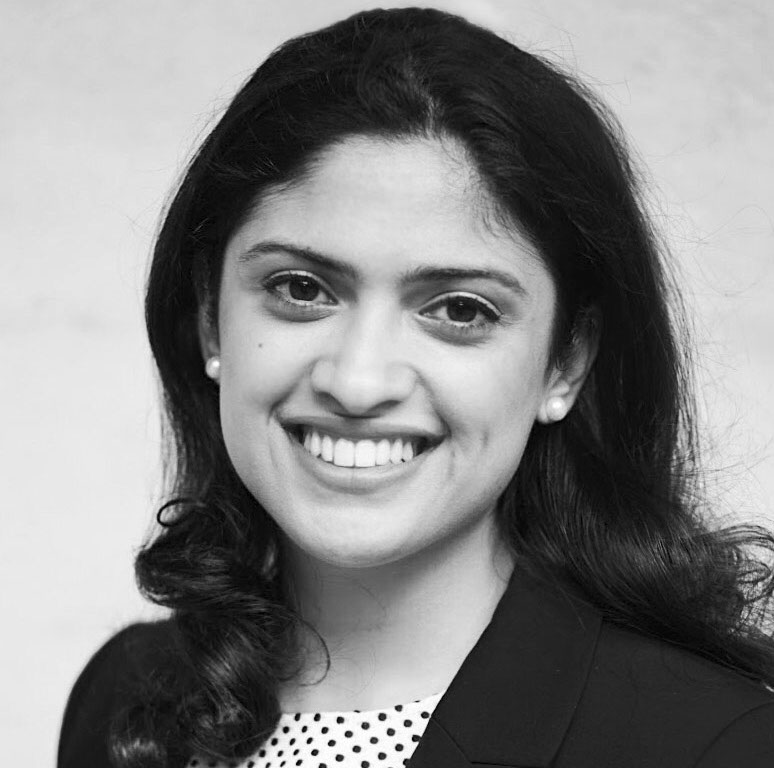 Nivedita Kohli | VP of Events -