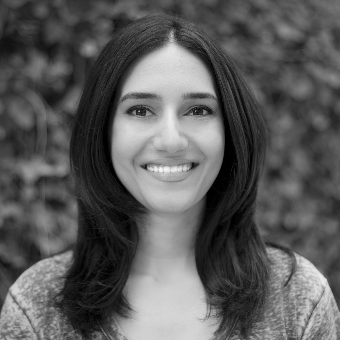 Suzan Riazi  VP of Treks -