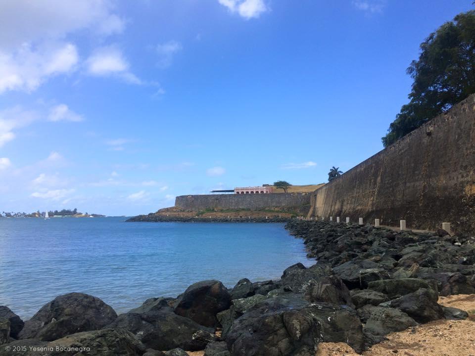 Paseo del Morro, Old San Juan, Puerto Rico