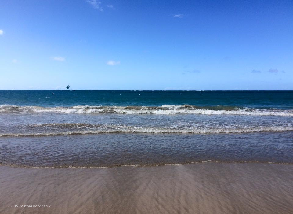 Isla Verde Beach, Carolina, PR