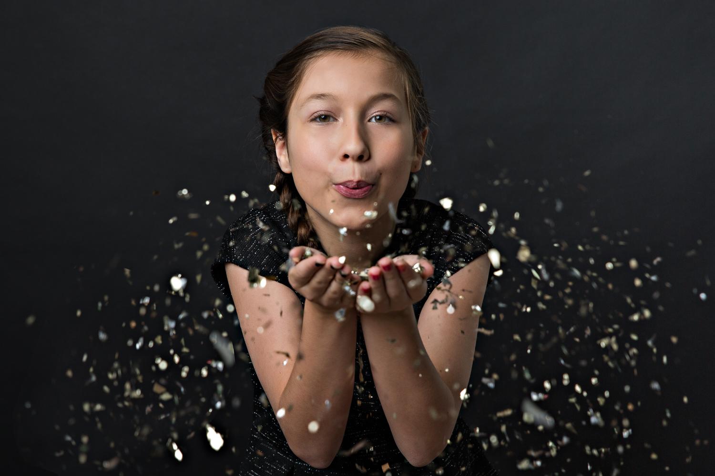 Tween Girl Portrait
