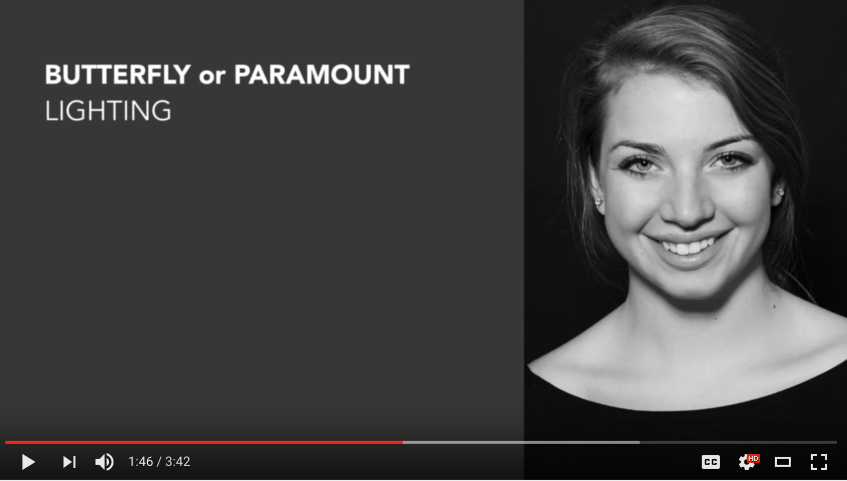 Five Facial Lighting Patterns for Portrait Photography