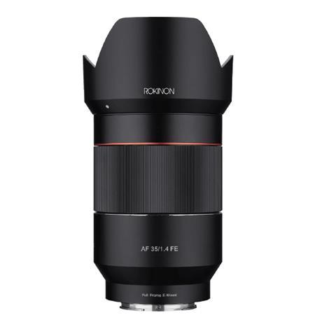 Rokinon 35mm 1.4 for Sony E mount