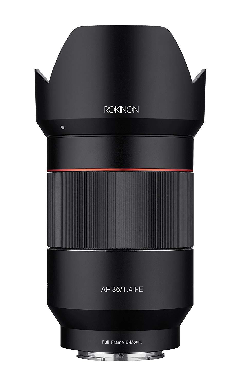 Rokinon 50mm 1.4 for Sony E mount