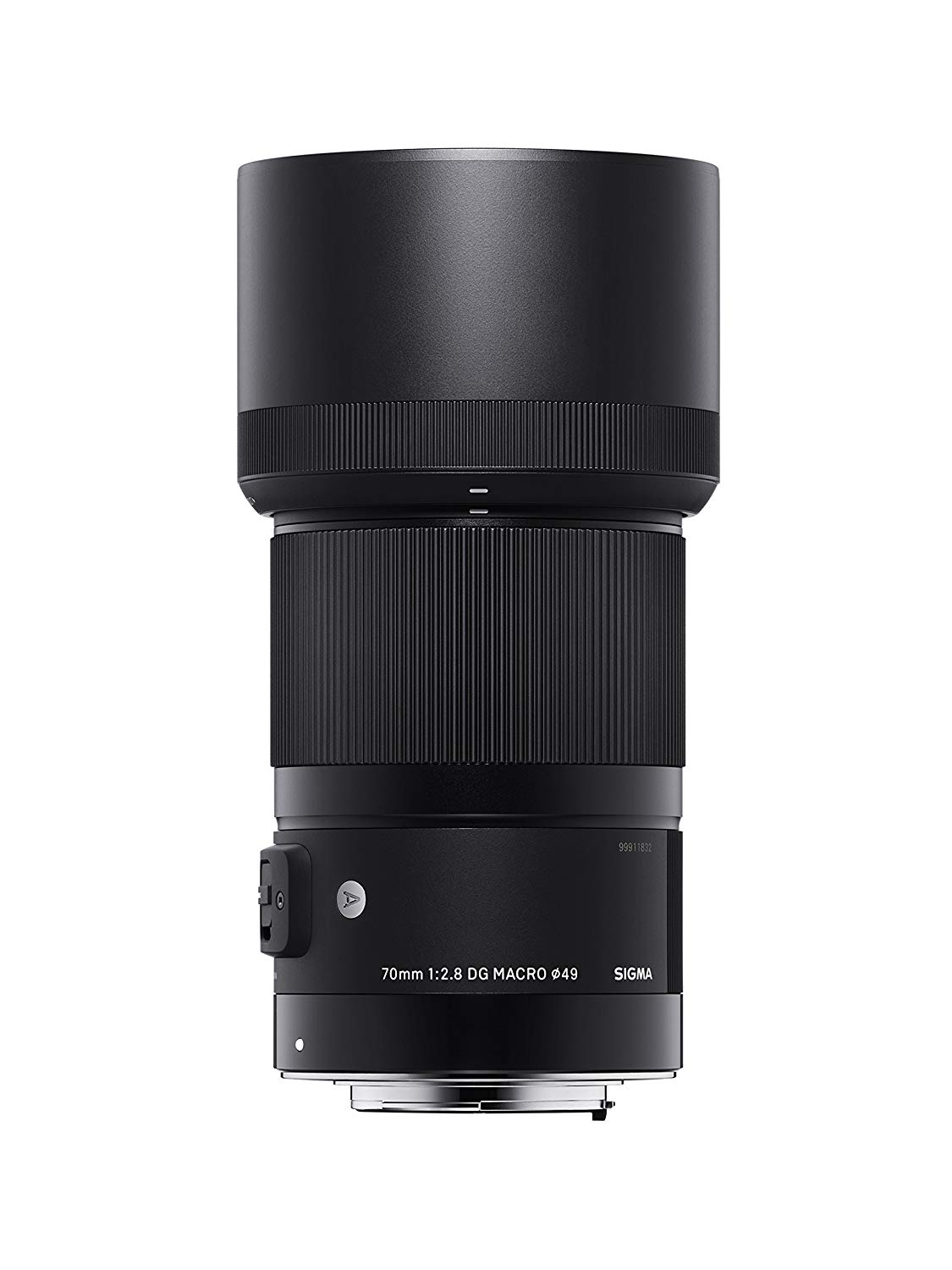 Sigma 70mm 2.8 Macro for Sony E mount