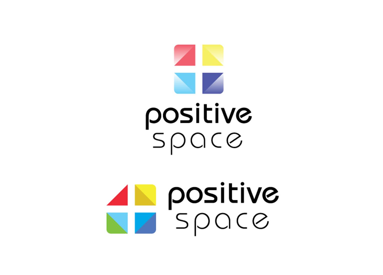 Copy of Positive Space Logo Design