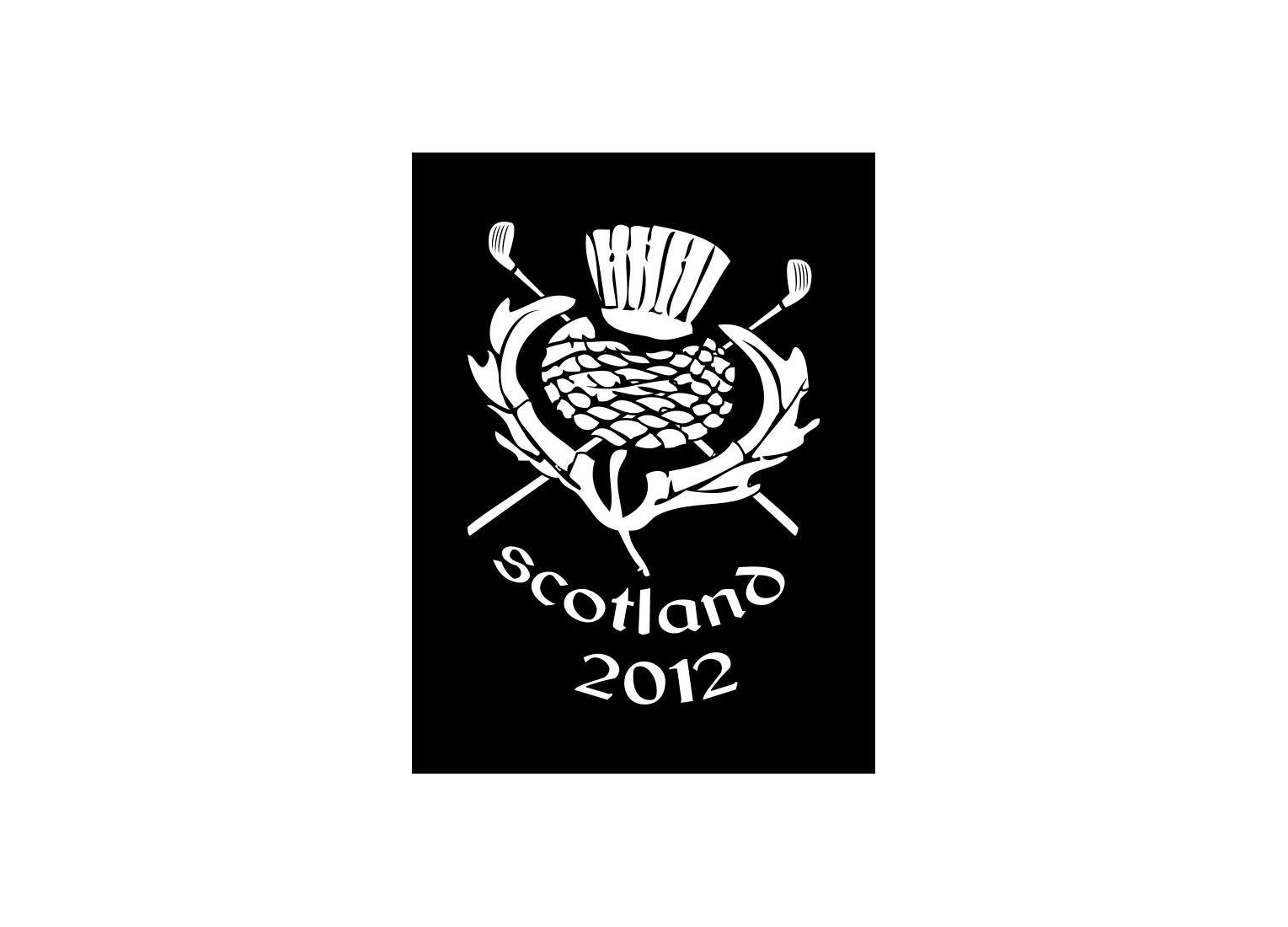 Copy of Scotland 2012 Logo Design