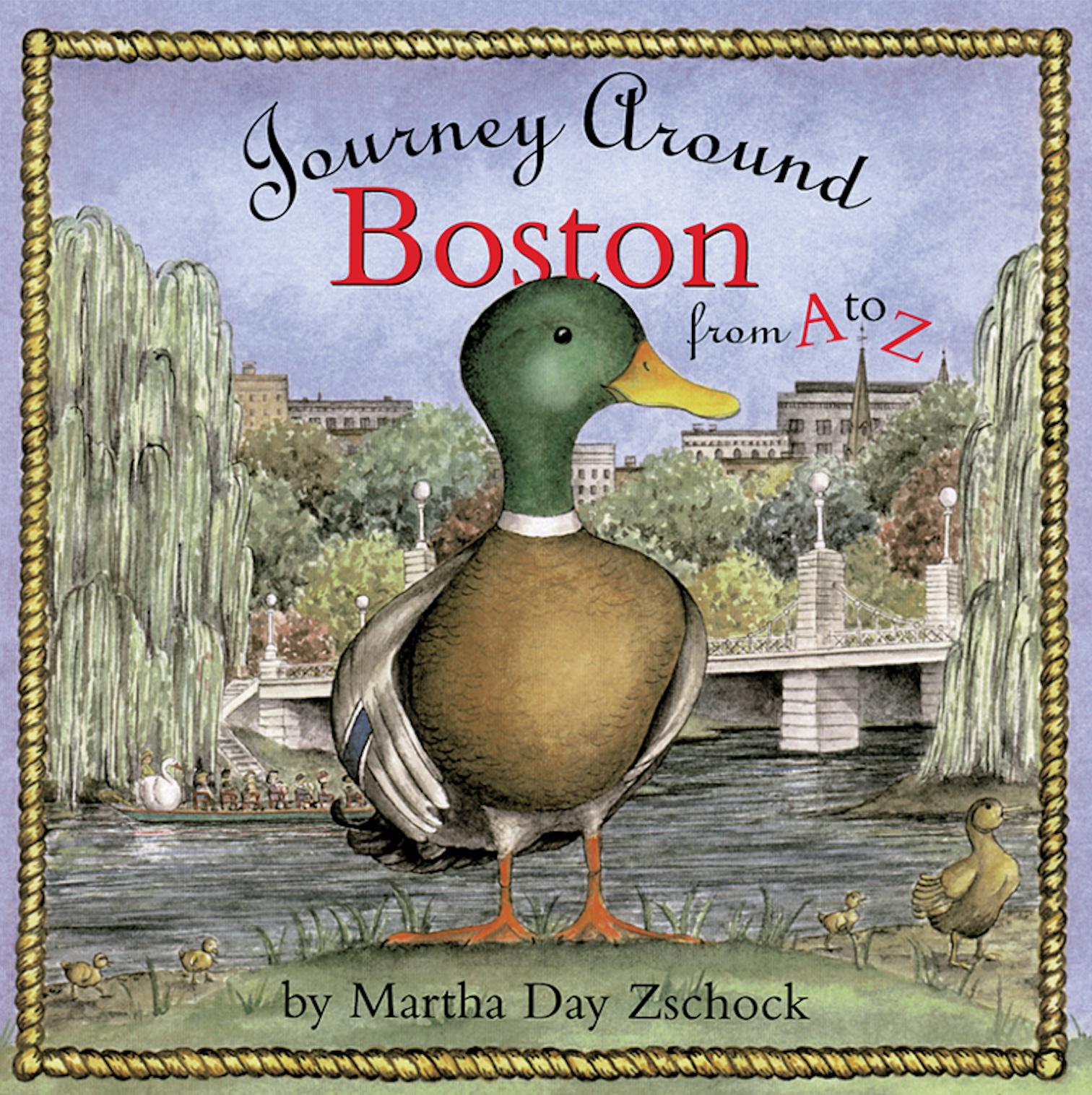 Journey-Around-Boston