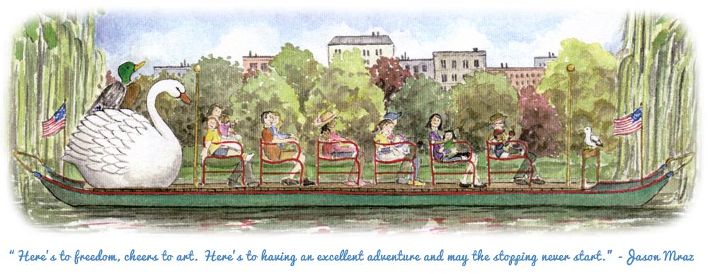 swanboat