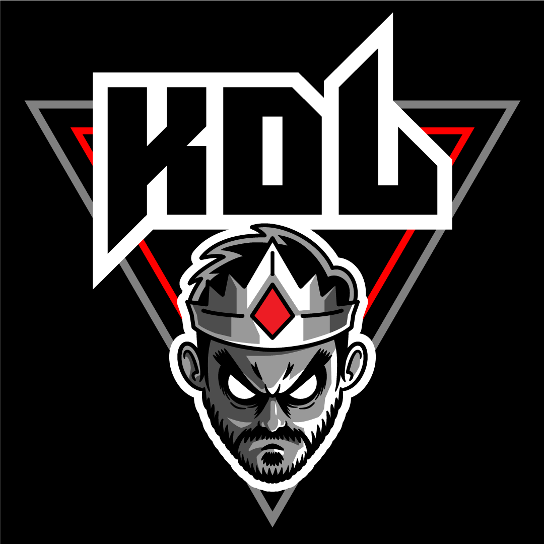 Twitch branding for King David Live -