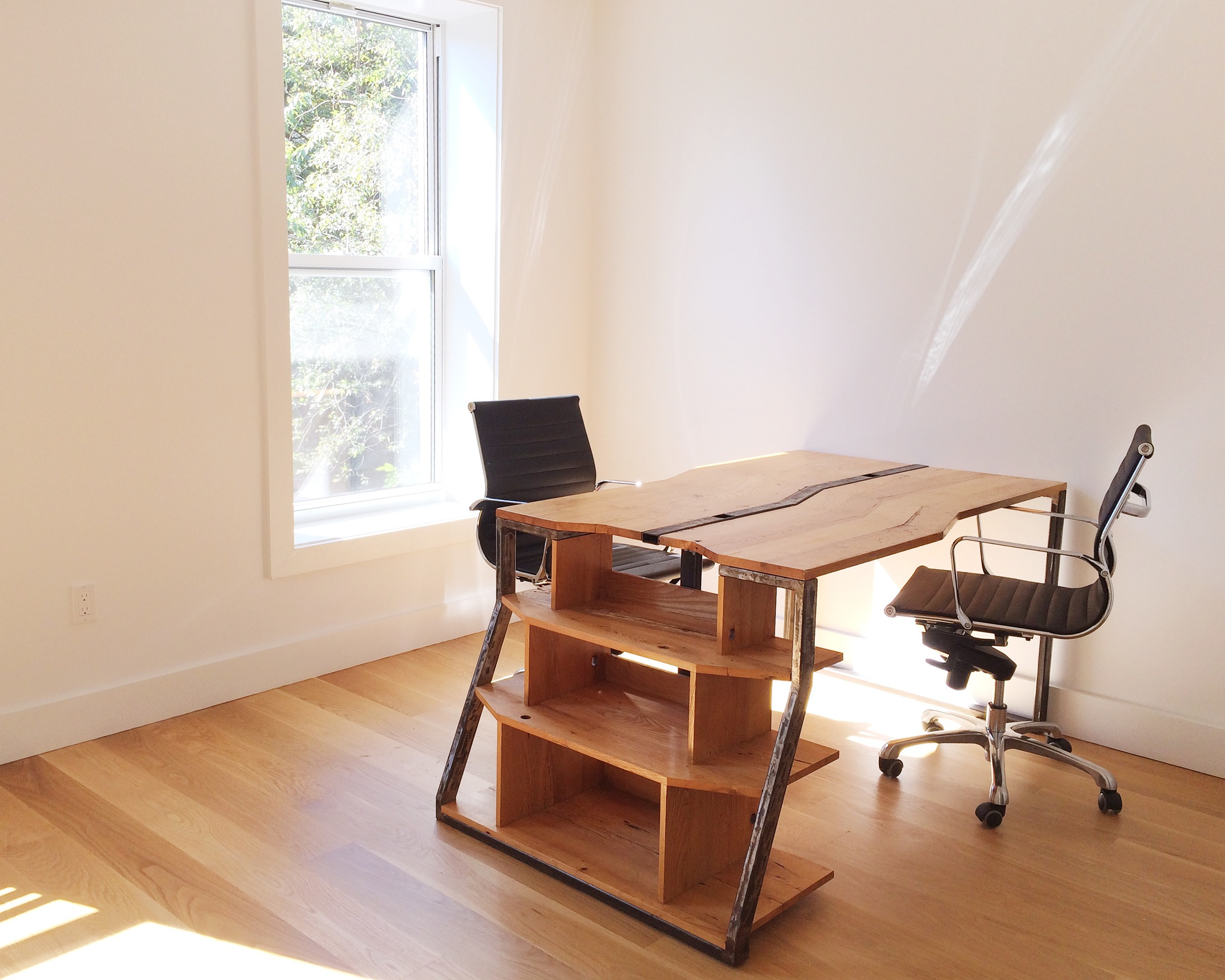 Nine Lines Partners Desk