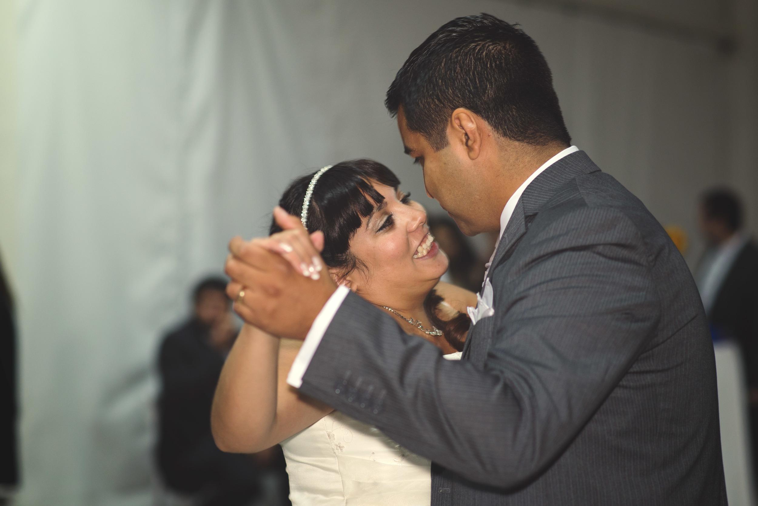 Marco + Maca = Chilean wedding :)