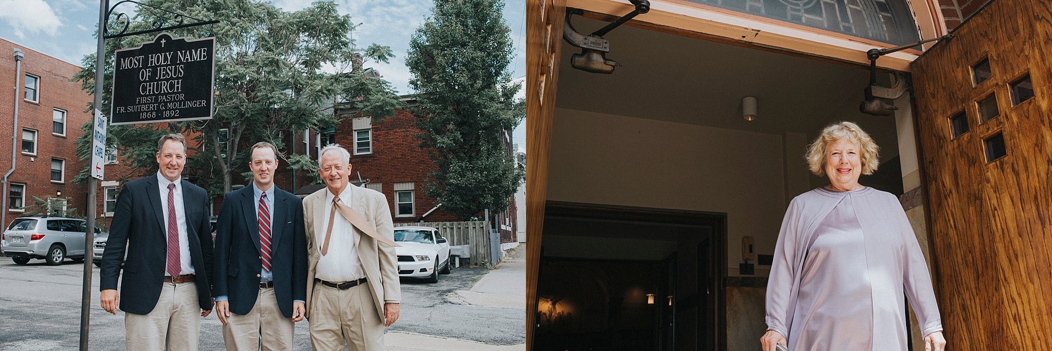 Wedding Pittsburgh - Elopement Photography by Sandrachile