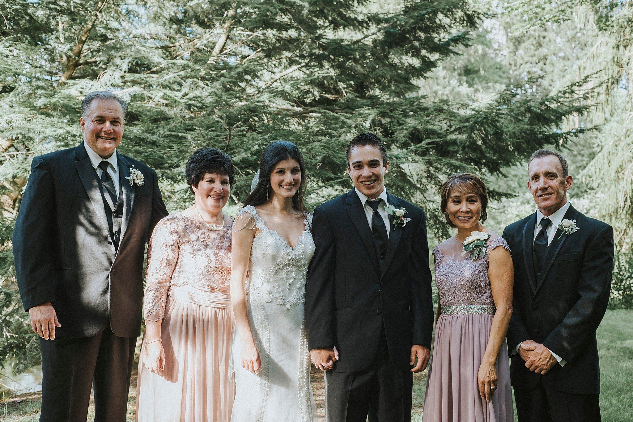 Informal family formals