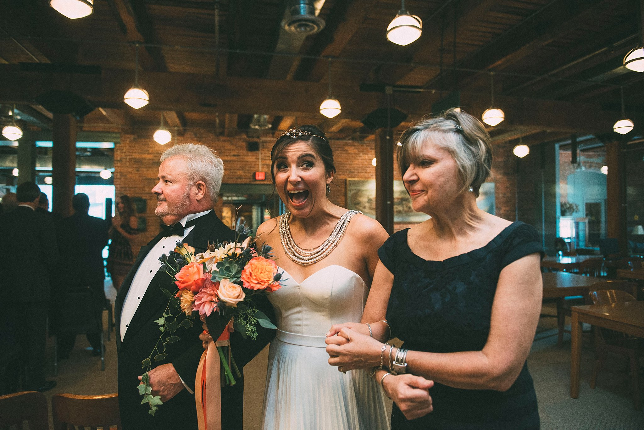 Excited Happy Brides Pittsburgh