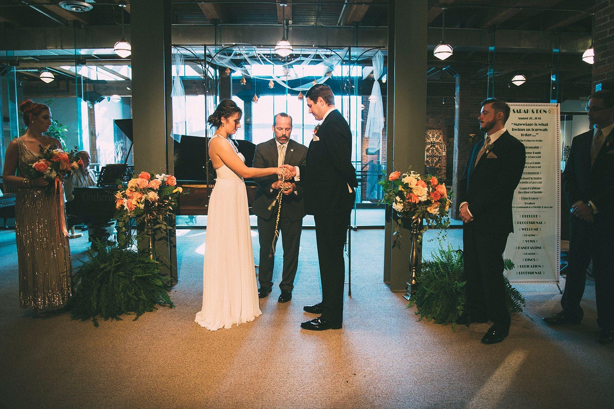 Heinz Museum Weddings