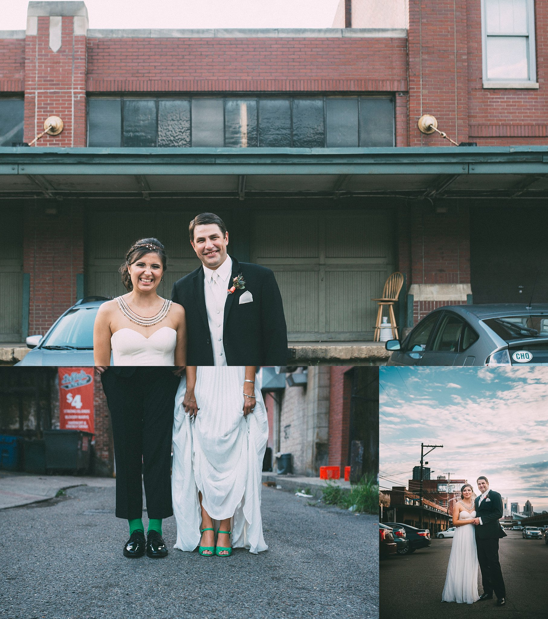 Strip District Weddings