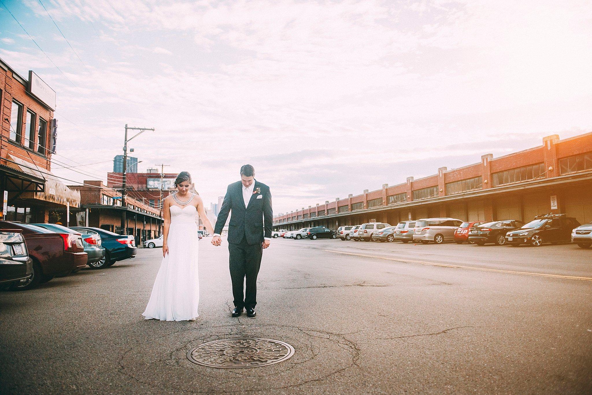 Strip District Wedding Pittsburgh Sandrachile