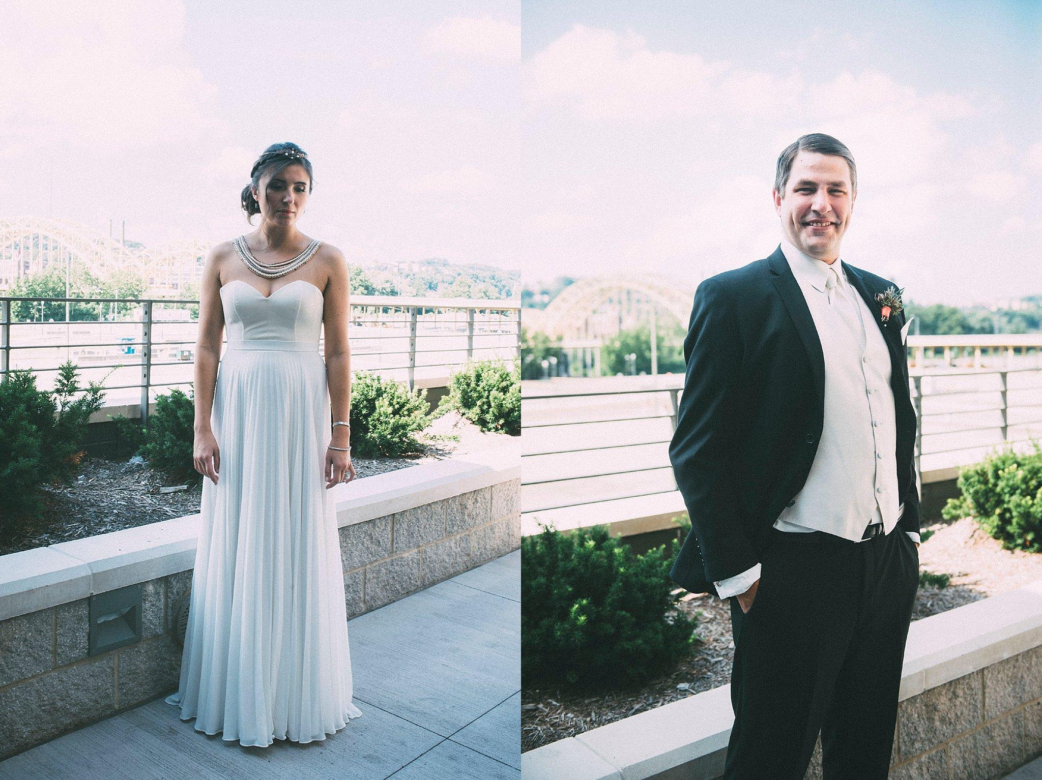 Bride Groom Pittsburgh