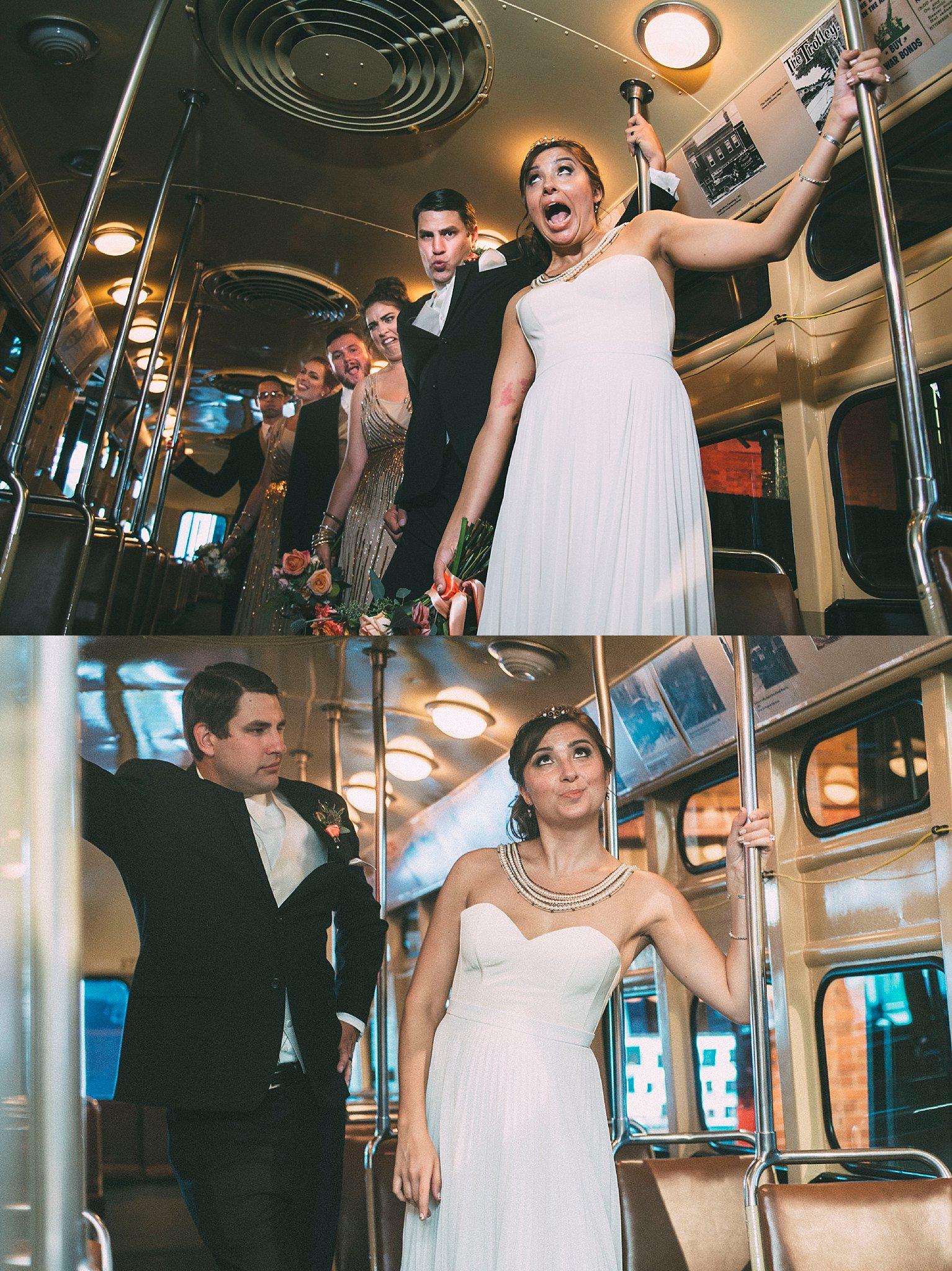 Fun documentary weddings Pittsburgh