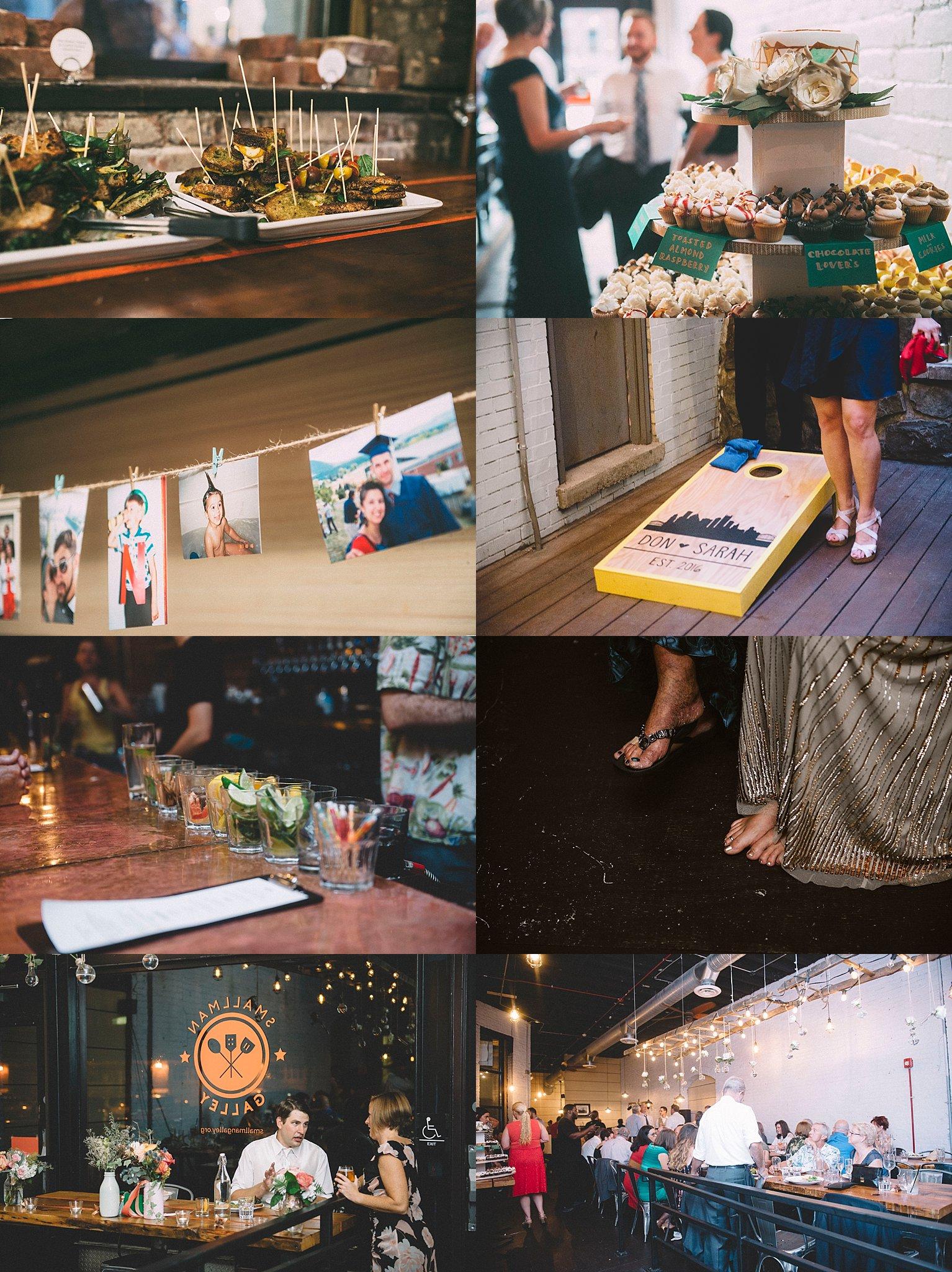 Details wedding Pittsburgh