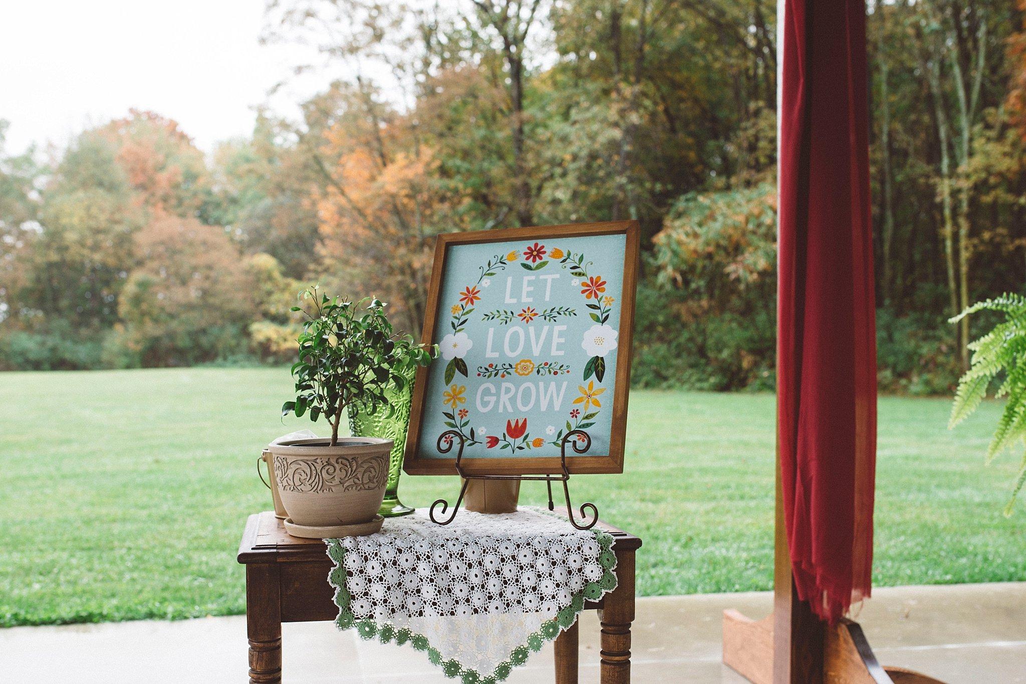Backyard wedding Sandrachile Photographer