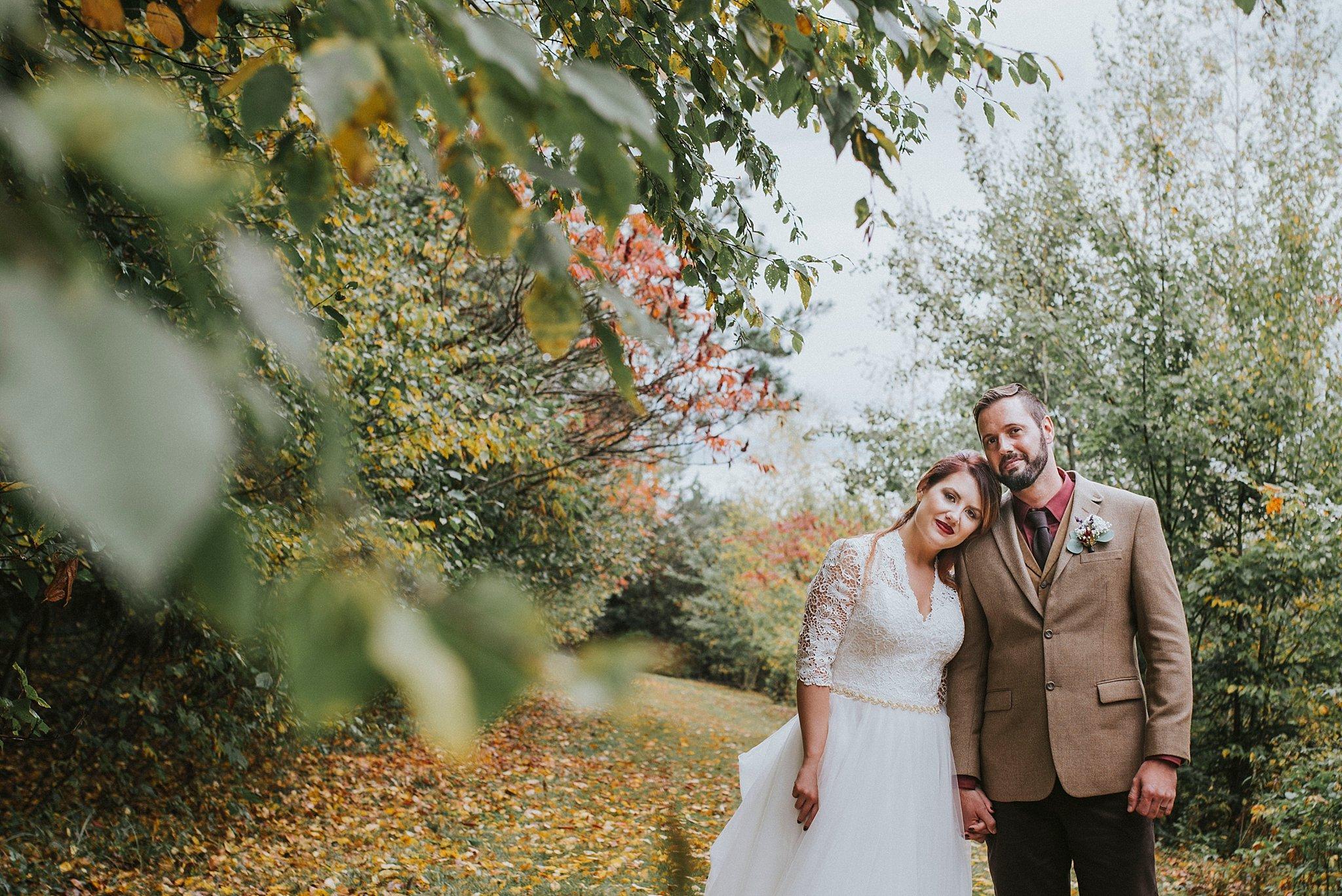 Wedding portrait - - Pittsburgh wedding