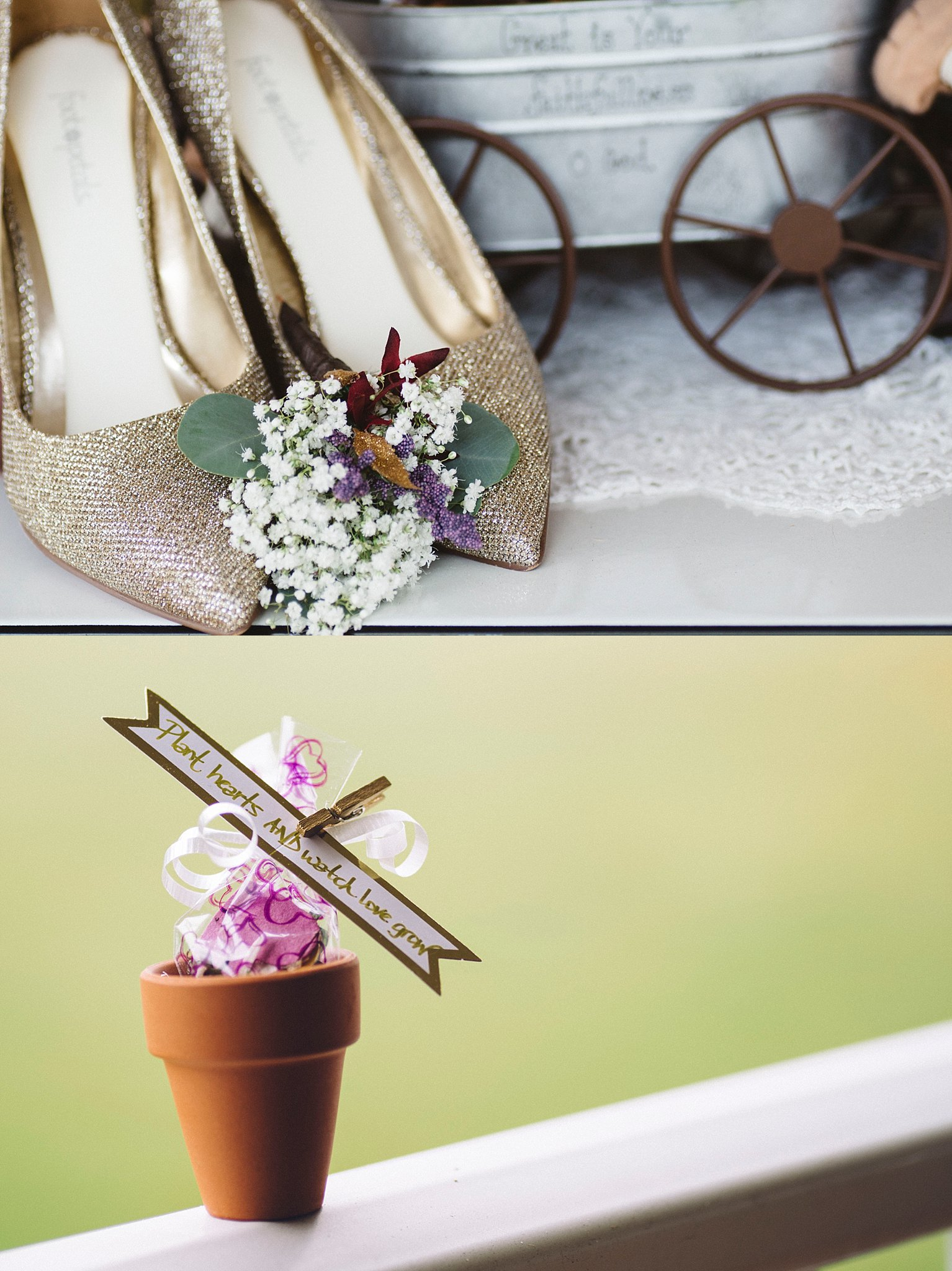 Favors - Pittsburgh wedding photographer