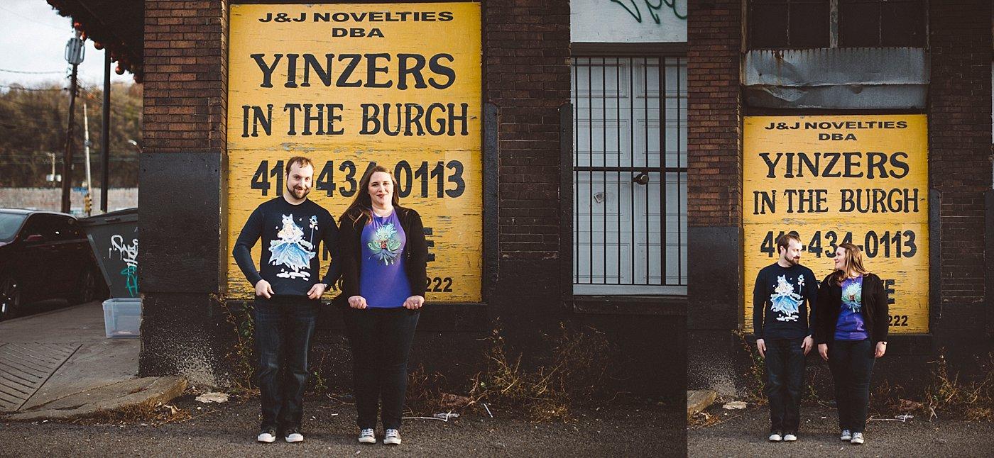 Pittsburgh couple photography | Sandrachile.com