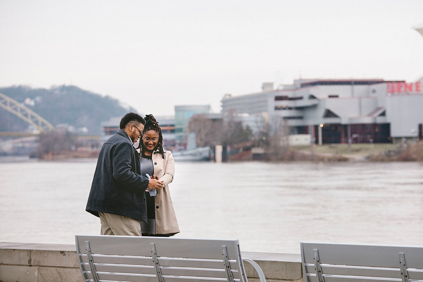Getting engaged Pittsburgh