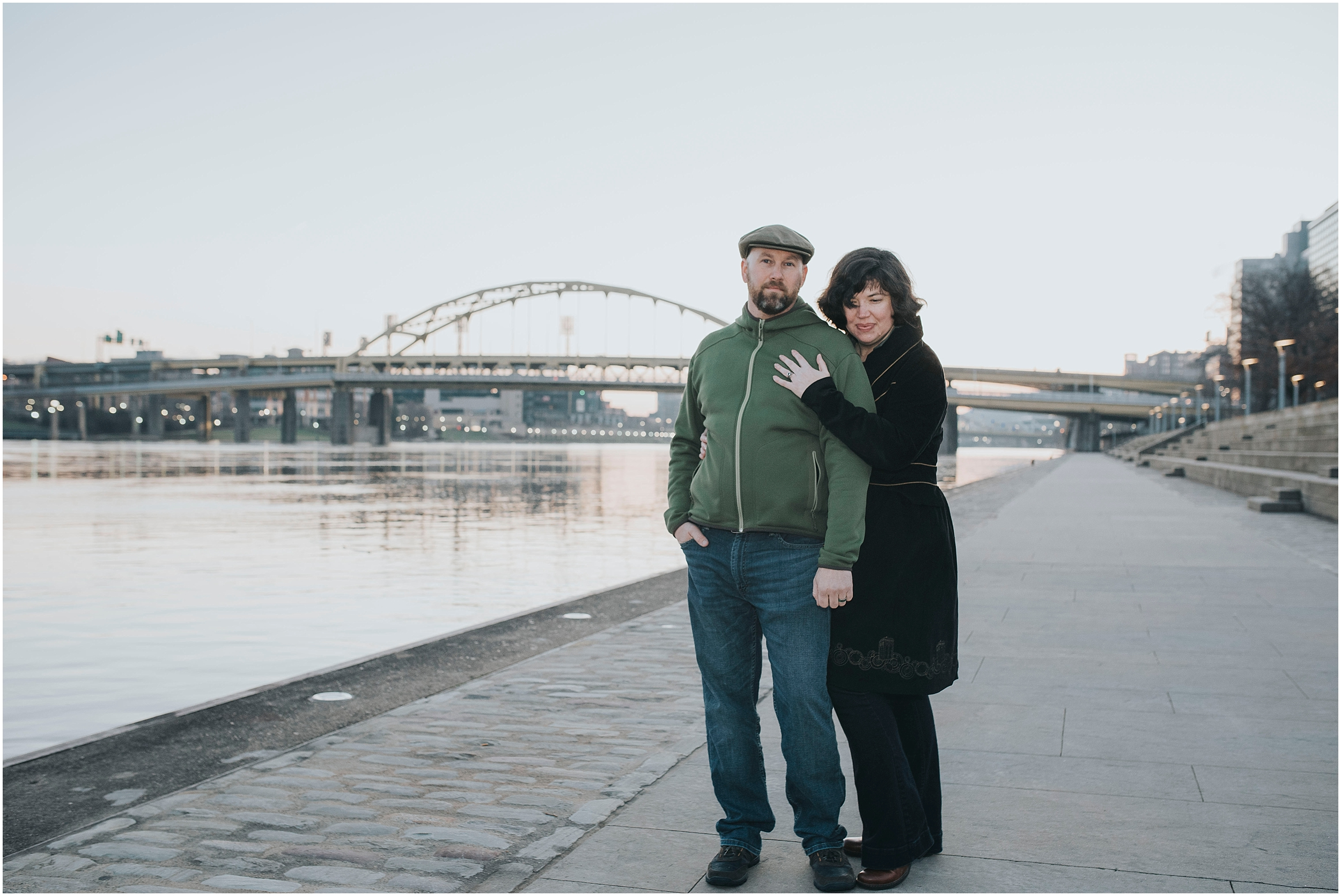 Pittsburgh couple photography