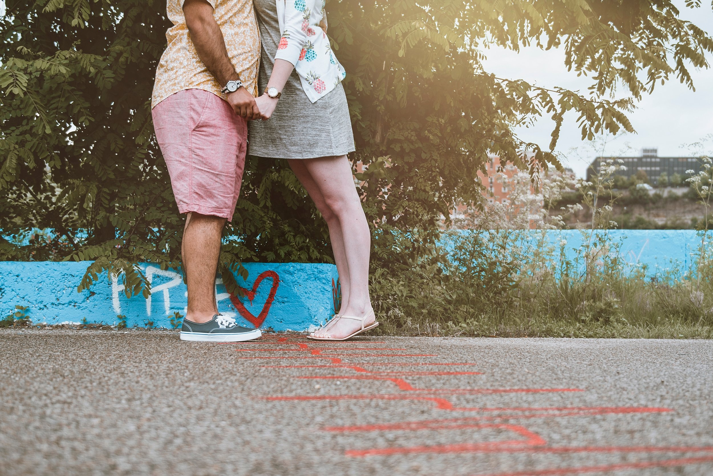 Engagement session South Side Pittsburgh