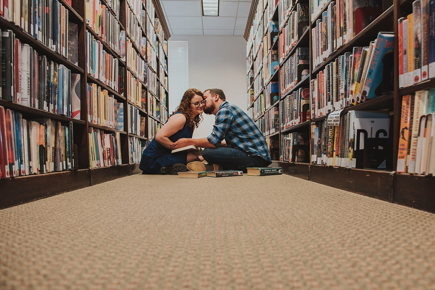 Engagement Library Pittsburgh